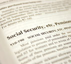 social security page